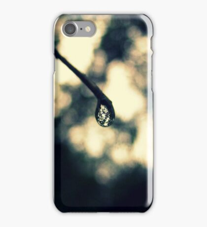 iPhone Droplet <3 iPhone Case/Skin