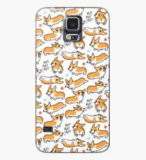 Cutie Corgis Case/Skin for Samsung Galaxy