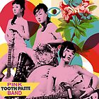 the pink toothpaste band by adamkissel