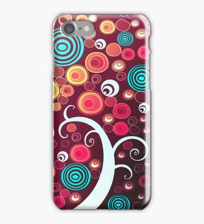 Sweet Bubble Tree iPhone Case/Skin