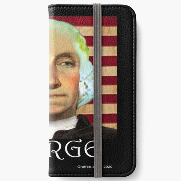 George Washington iPhone Wallet
