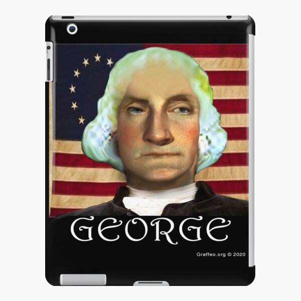 George Washington iPad Snap Case