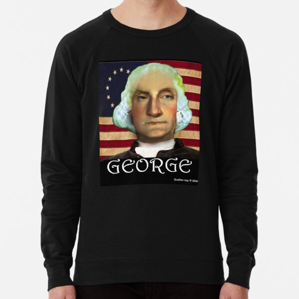 George Washington Lightweight Sweatshirt
