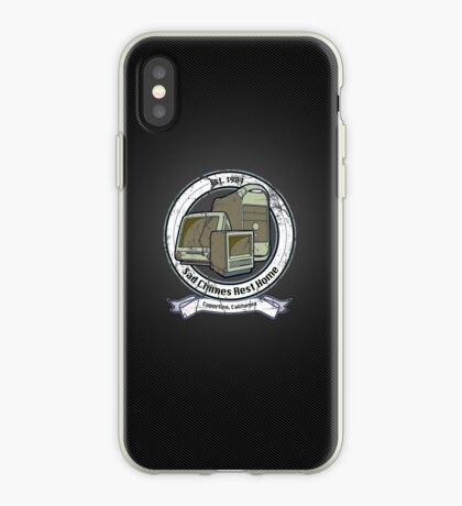 Sad Chimes Rest Home iPhone Case