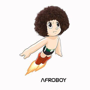Afroboy by rsmac
