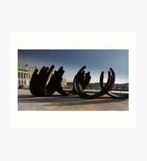 Versailles iron 3 Art Print