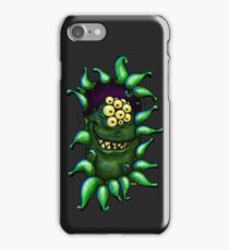 Iphone alien iPhone Case/Skin