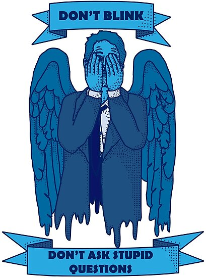 Weeping Angel of The Lord by amynation
