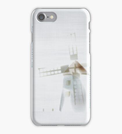 """fog"" at Butle, Fårö, Gotland, - iPhone case iPhone Case/Skin"