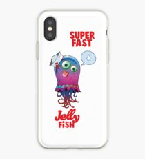 Vinilo o funda para iPhone Medusas superrápidas