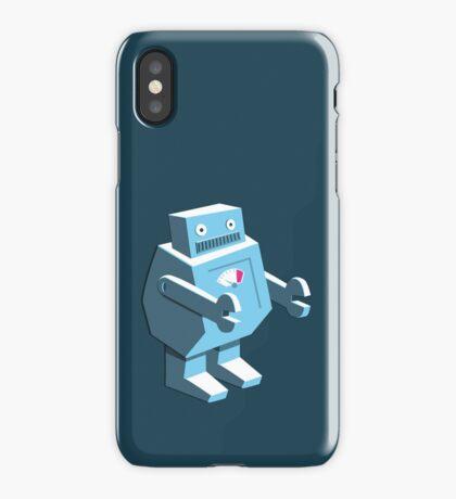 Roboto iPhone Case