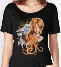 Anis de Loss Women's Relaxed Fit T-Shirt