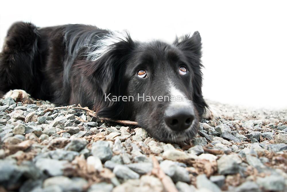 Oh, those eyes by Karen Havenaar