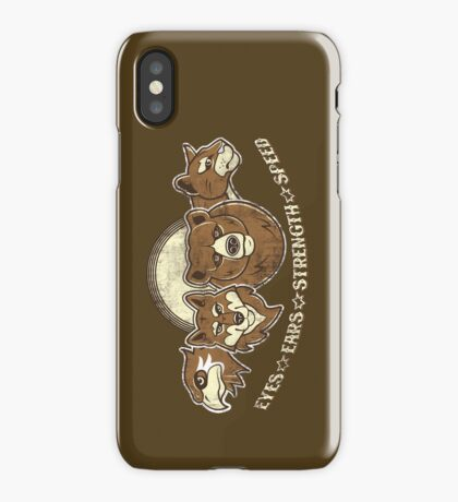 Spirit Guides  iPhone Case