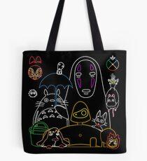Ghibli mix v2 Tote Bag