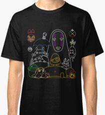 Ghibli mix v2 Classic T-Shirt