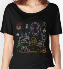 Ghibli mix v2 Women's Relaxed Fit T-Shirt