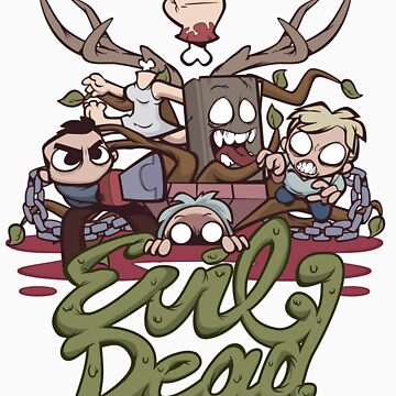 Evil Dead by nikholmes