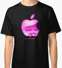 Apple I-Lone Pink Classic T-Shirt