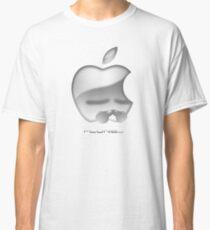 Apple I-Lone White Classic T-Shirt