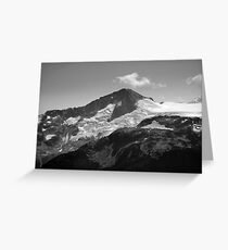 Mountain Landscape 4 Canada  Greeting Card