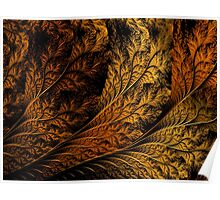 Breach-Autumn Leaf Poster