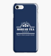 MoriarTea iPhone Case/Skin