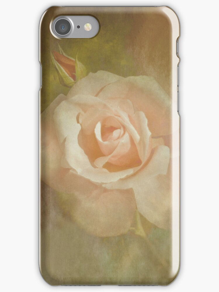 Only a Rose IPhone Case by Catherine Hamilton-Veal  ©