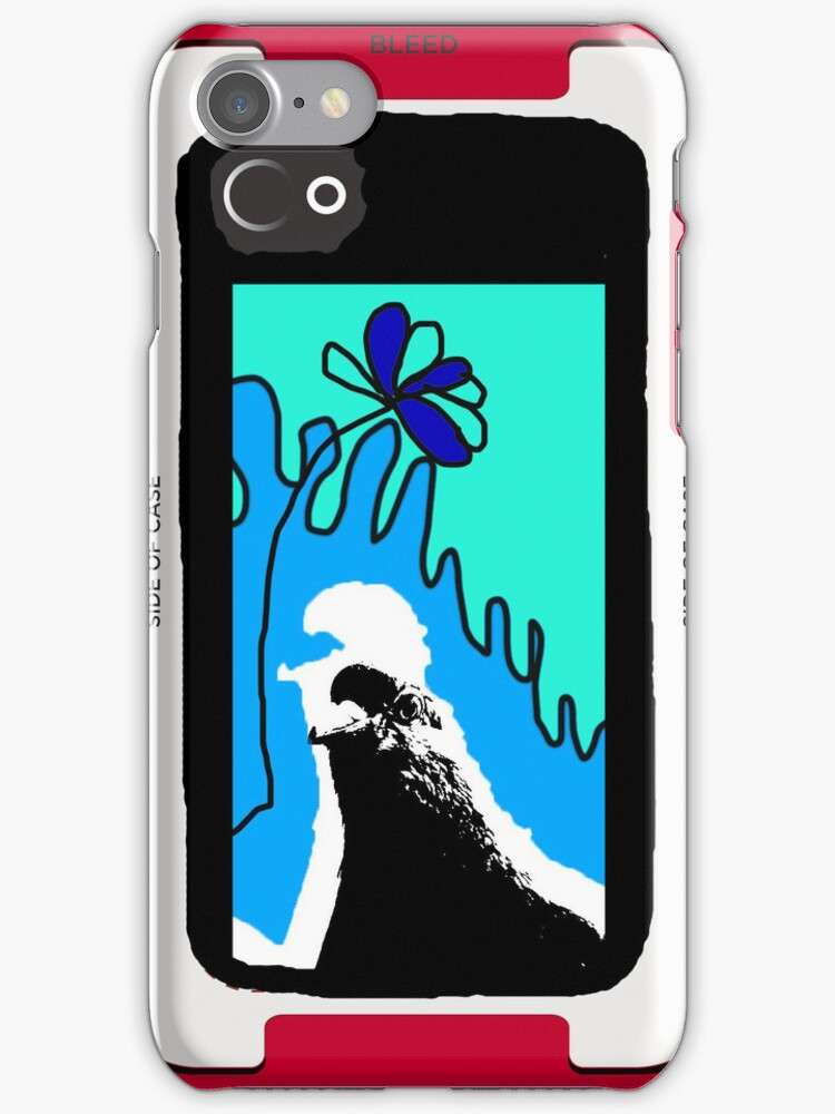Rough Idea of Iphone 4 case by Nataliee21