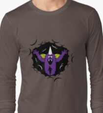 Purple People Eater Long Sleeve T-Shirt