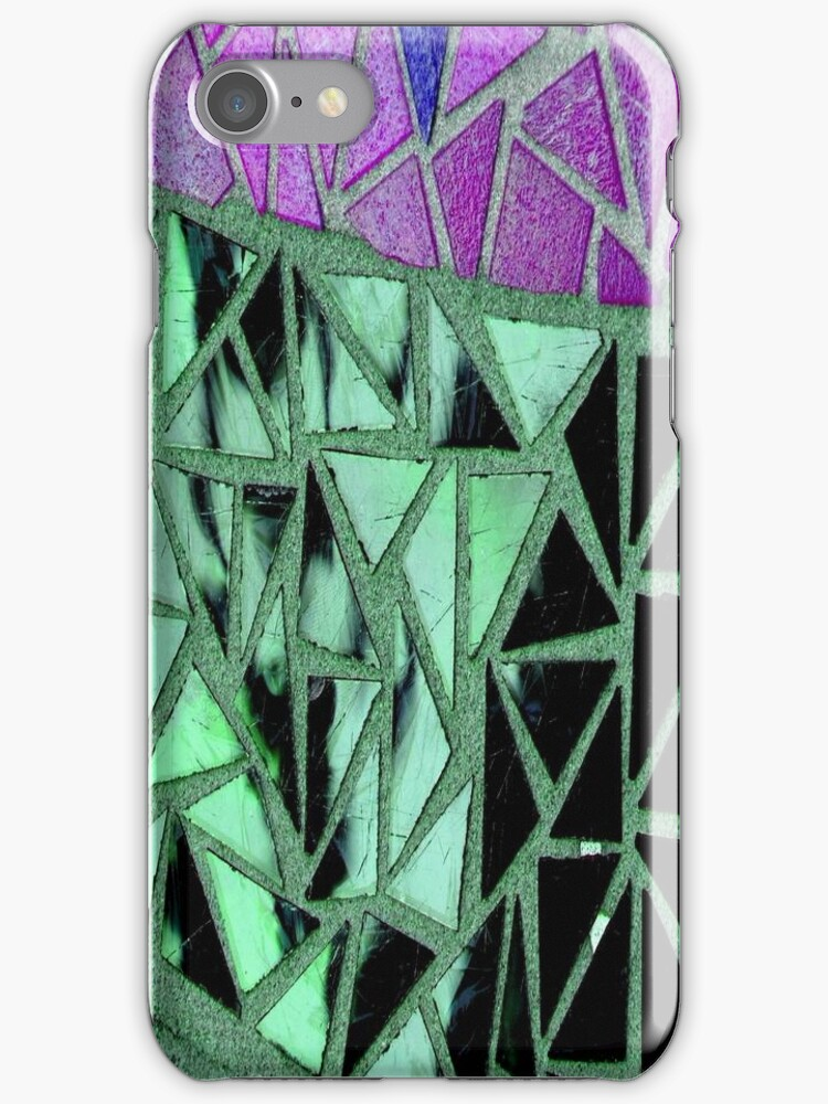 Reflect © iPhone Case 4S & 4 by Dawn Becker