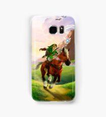 Zelda! Samsung Galaxy Case/Skin
