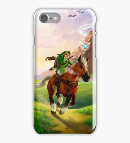 Zelda! iPhone Case/Skin