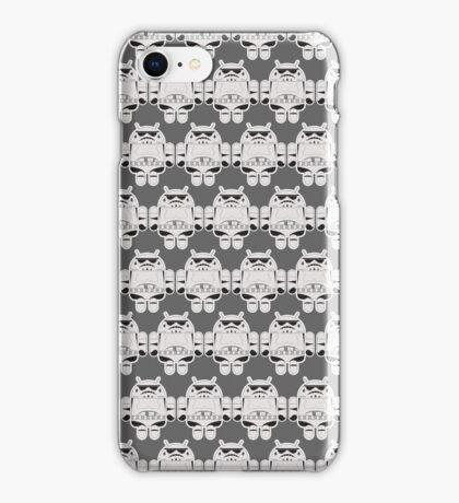 Droidtrooper Pattern iPhone Case/Skin