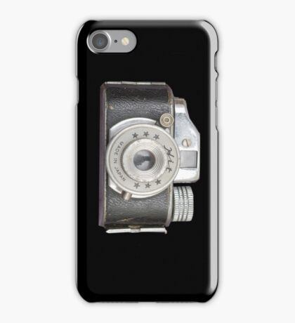 Hit Camera iPhone Case/Skin