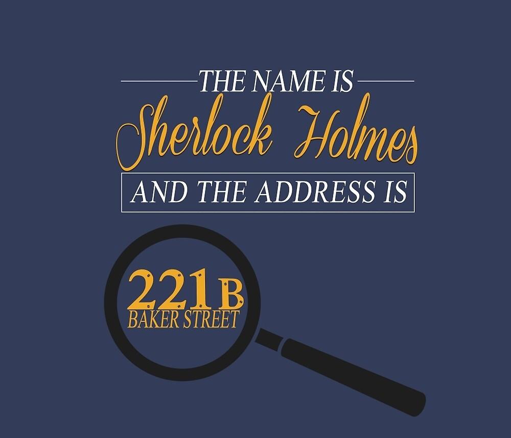 221B Baker Street by forgottenLexi