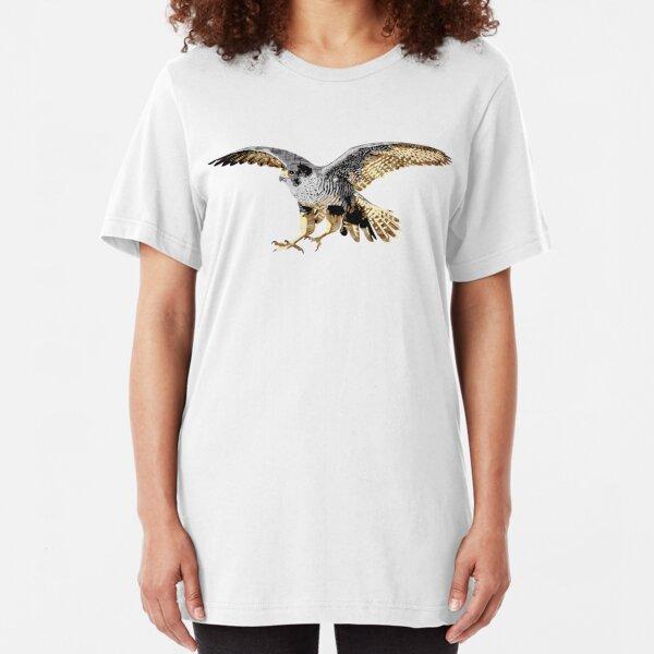 Falcon - Laudea Martin Slim Fit T-Shirt