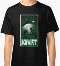 Camiseta clásica schwifty