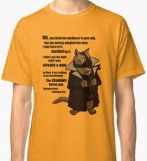 Bane's Cat Rises! Classic T-Shirt