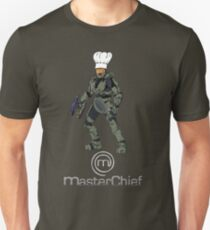 MasterChief.....Chef Unisex T-Shirt