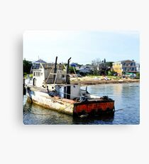 Long-Lived Canvas Print