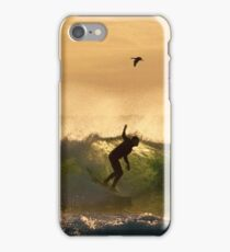 Golden Surf -  iPhone case iPhone Case/Skin