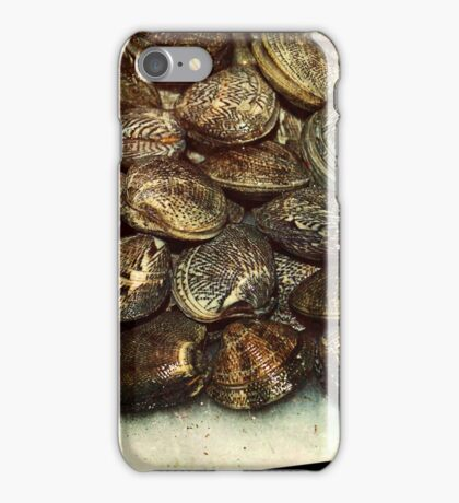Mussels Sea Shells Seashell  iPhone Case/Skin