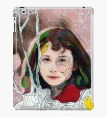 portrait of Gracie::no.3 iPad Case/Skin
