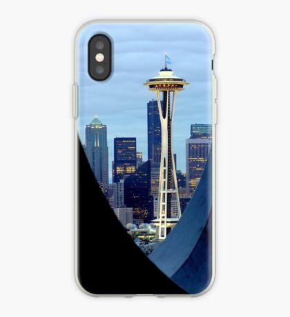 Eye Of The Needle iPhone case. iPhone Case