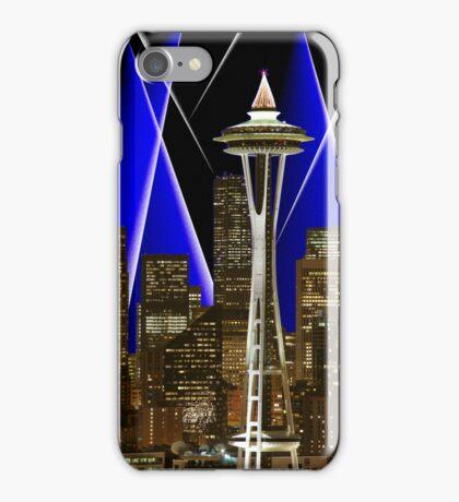 Urban Sprawl iPhone case. iPhone Case/Skin