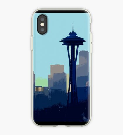 Downtown iPhone case.  iPhone Case