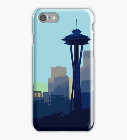 Downtown iPhone case.  iPhone Case/Skin