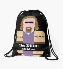 "Jeff ""the Dude"" Lebowski Drawstring Bag"