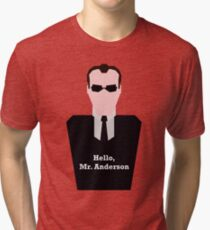 Agent Smith Tri-blend T-Shirt